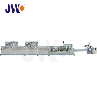 JWC-68SZJ Full Automatic Wet Napkin Making Machine